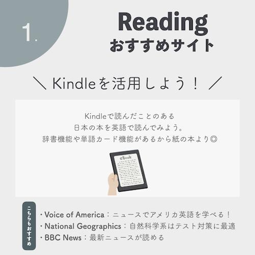 毎日英語を読む!リーディングおすすめサイト