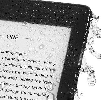Kindle 防水