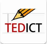 Tedict logo