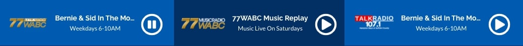 News Talk Radio 77 WABC New York