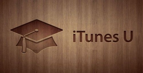 iTunes U ロゴ