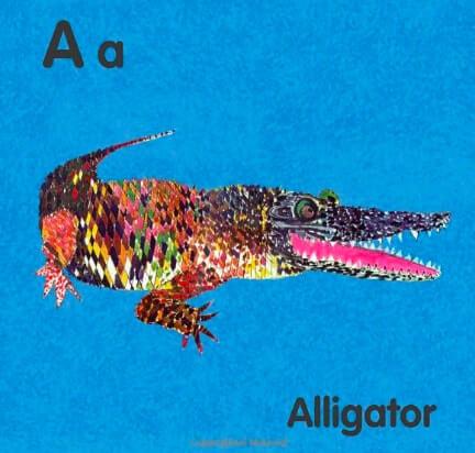 Brian Wildsmith's Amazing Animal Alphabet Alligator