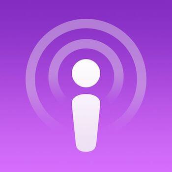 ポッドキャスト アプリ ロゴ アップル