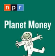 NPR podcast logo