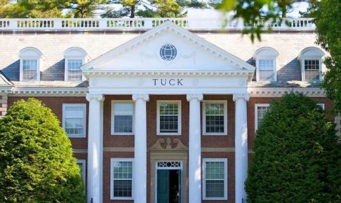 Dartmouth-tuck