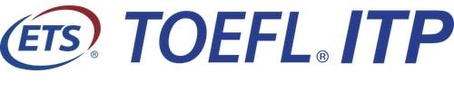 TOEFL ITP ロゴ