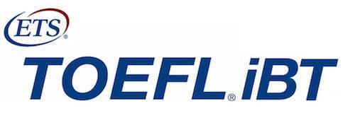 TOEFL iBT ロゴ