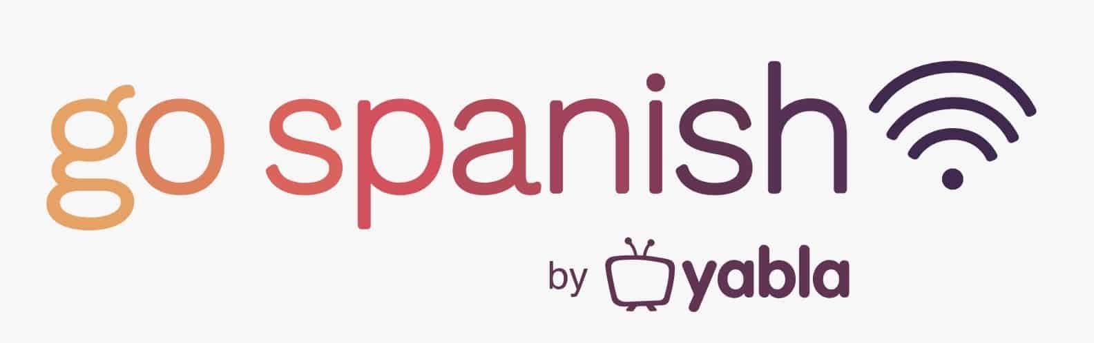 GoSpanish ロゴ