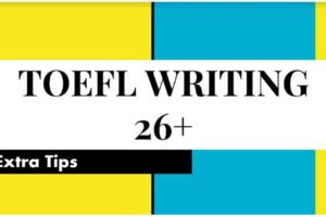 TOEFL-writing