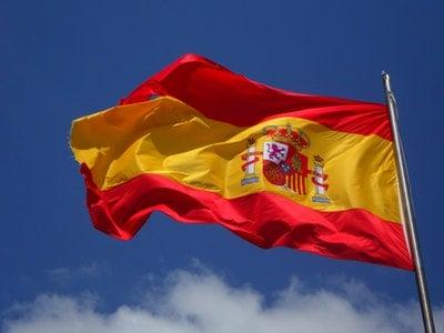 スペイン 旗