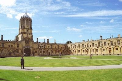 オックスフォード大学キャンパス