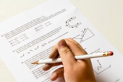 数学 問題用紙