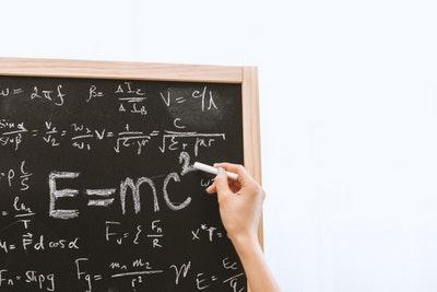 黒板 数学