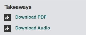 BBC learning English PDF ダウンロード