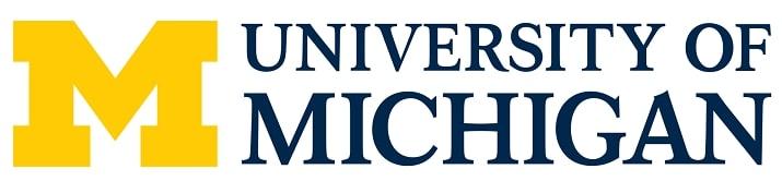 ミシガン大学 ロゴ