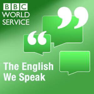 The English We Speak ロゴ