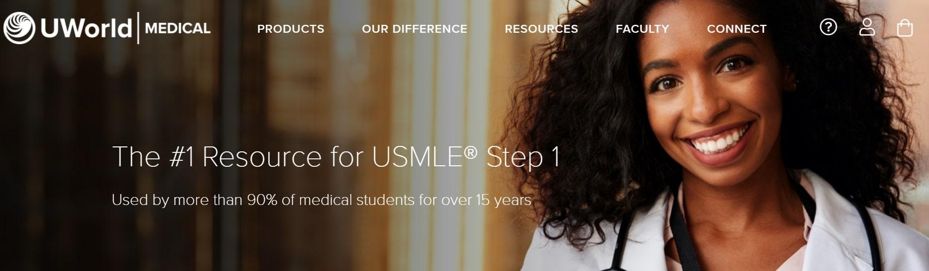 USMLE world Q bank Step1