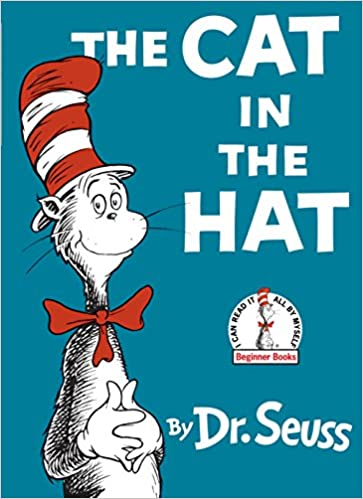 THE CAT IN THE HAT Dr. Seuss