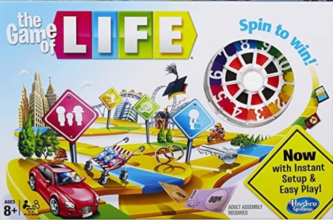 LIFE(人生ゲーム)