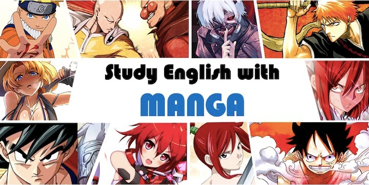study-englihs-with-manga