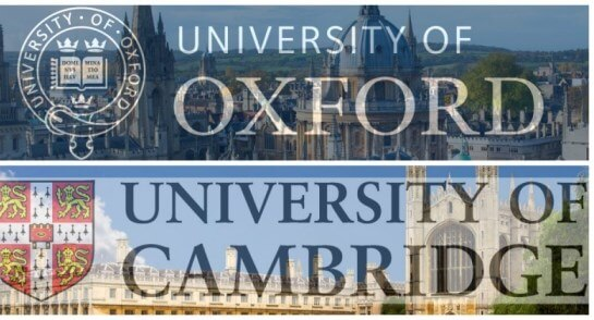 oxford or cambridge