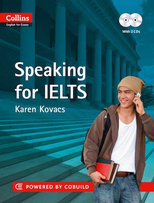 Collins English for ExamsのSpeaking for IELTS