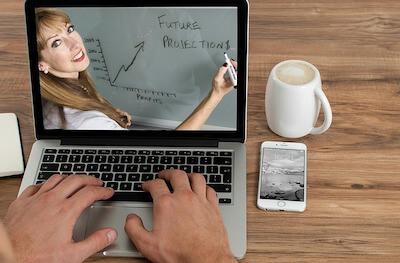 ネイティブ講師 オンライン英会話 パソコン