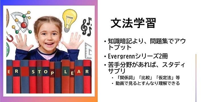 大学受験英語 文法学習