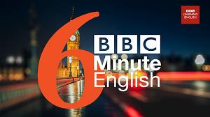 BBC Six Minutes English logo