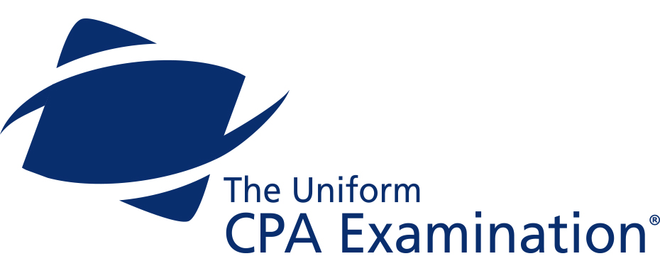 CPA exam logo