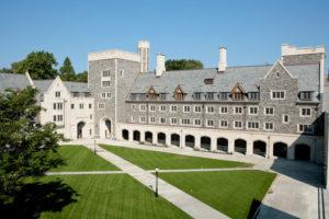 プリンストン大学 キャンパス