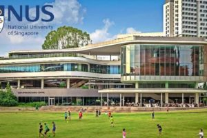 シンガポール国立大学 キャンパス