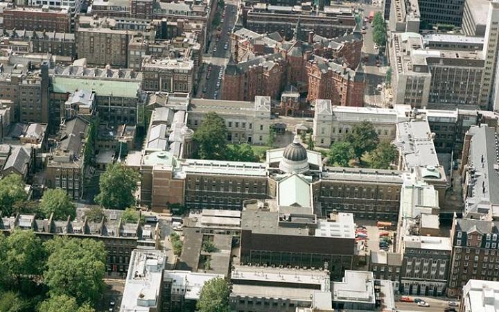 UCL 校舎