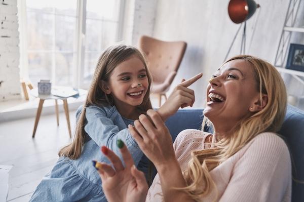 ママが子供と楽しむアクティビティ