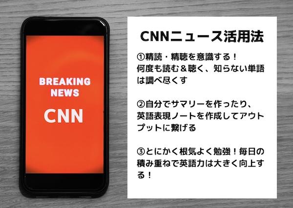 CNN 英語学習