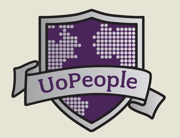 University of people logo