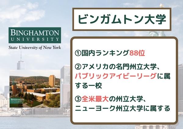 ビンガムトン大学