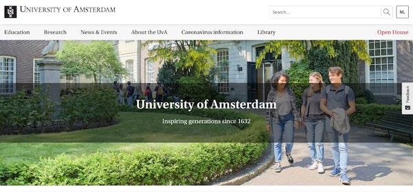 アムステルダム大学