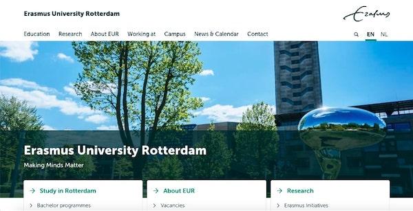 エラスムスロッテルダム大学