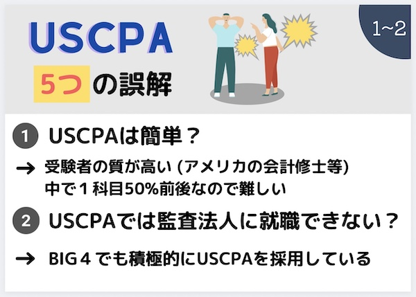 USCPA誤解1